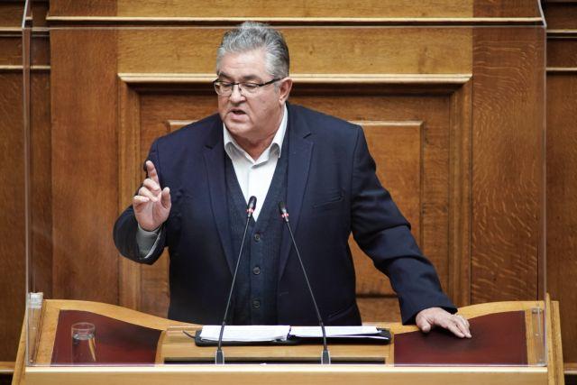 Βουλή: Πυρά Κουτσούμπα σε Μητσοτάκη για το Πολυτεχνείο | tovima.gr