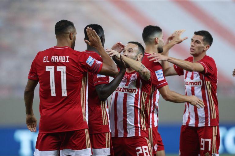 Super League : Ολυμπιακός και Άρης οι μόνες ομάδες που δεν έχουν δεχτεί γκολ στο δεύτερο ημίχρονο | tovima.gr