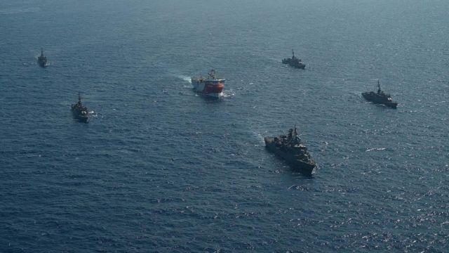 Oruc Reis : Δυναμιτίζει την ένταση στην αν. Μεσόγειο η Τουρκία – Σε ετοιμότητα η Αθήνα   tovima.gr