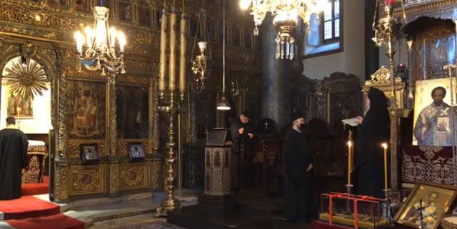 Κρούσματα κορωνοϊού και στο Οικουμενικό Πατριαρχείο | tovima.gr