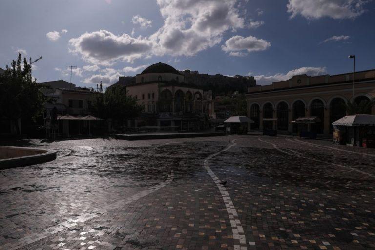 Ο καιρός σήμερα : Νεφώσεις και τοπικές βροχές   tovima.gr