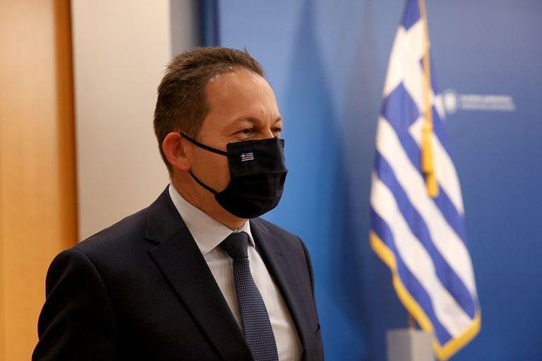 Πέτσας: Θα κλείσουν και τα δημοτικά αν χρειαστεί – Ποιο το όριο κρουσμάτων για άρση του lockdown | tovima.gr