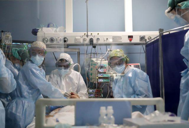 Κορωνοϊός – Ισπανία : Την άμεση παραίτηση του επιδημιολόγου της κυβέρνησης ζητούν οι γιατροί   tovima.gr