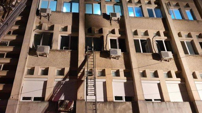 Ρουμανία : Νεκροί από πυρκαγιά 10 διασωληνωμένοι ασθενείς με κοροναϊό | tovima.gr