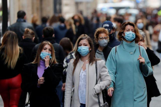 Ιταλία: 554 νεκροί σε ένα 24ωρο – 37.255 κρούσματα | tovima.gr