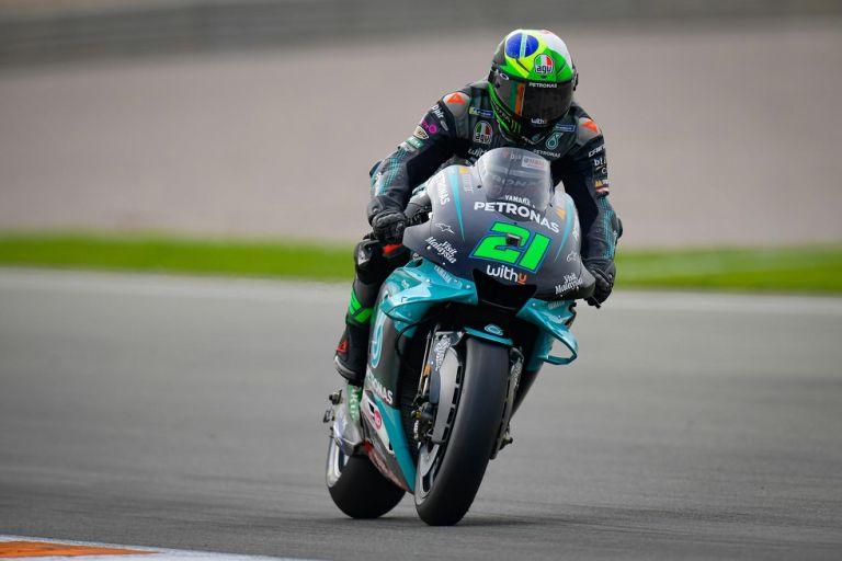 Moto GP : Πήρε την pole position στη Βαλένθια ο Μορμπιντέλι | tovima.gr