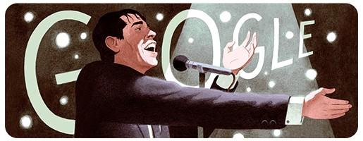 Google : Τιμά με doodle τον Ζακ Μπρελ | tovima.gr