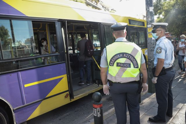 Lockdown : Περιορίζονται οι μετακινήσεις, εντατικοί έλεγχοι σε όλη τη χώρα   tovima.gr