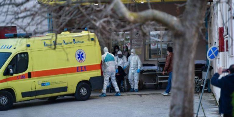 Παγώνη : Από τις 21 Νοεμβρίου η σταθεροποίηση των κρουσμάτων – πάνω από 3.000 οι νοσηλευόμενοι | tovima.gr