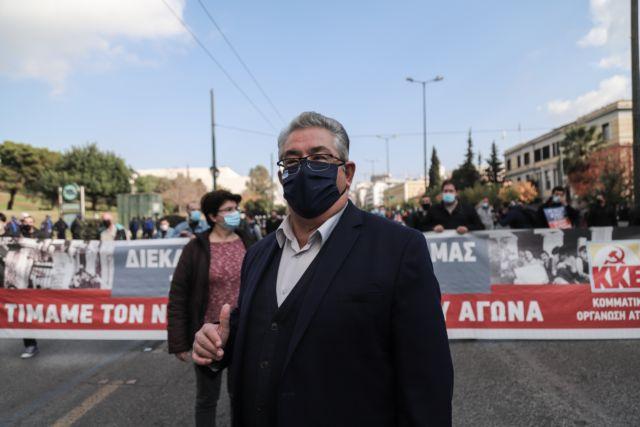 Πολυτεχνείο – Κουτσούμπας : Τα μηνύματα είναι διαχρονικά και επίκαιρα   tovima.gr