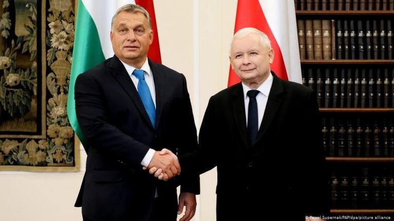 Βέτο Ουγγαρίας – Πολωνίας : Mπλόφα ή το εννοούν; | tovima.gr