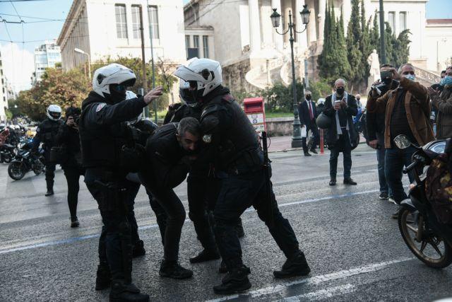 Πολυτεχνείο – ΚΚΕ : Αμεση απελευθέρωση των προσαχθέντων   tovima.gr