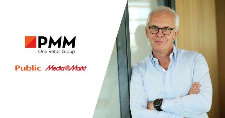 O Joern Taubert νέος CEO στην Public-MediaMarkt | tovima.gr