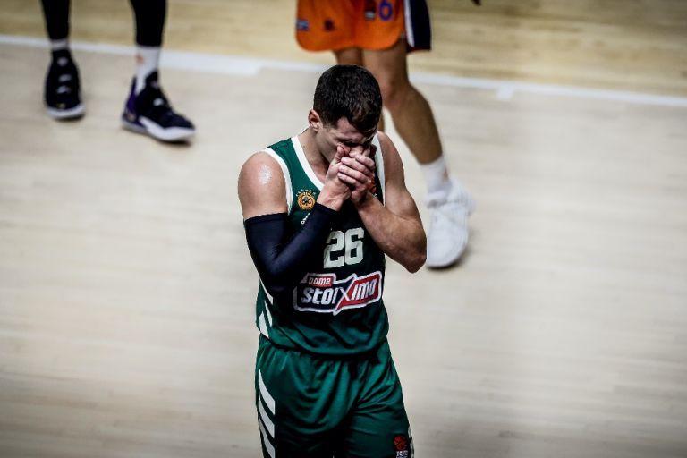 Βαλένθια – Παναθηναϊκός 95-83 : Με άμυνα… παιδική χαρά δεν πας πουθενά | tovima.gr