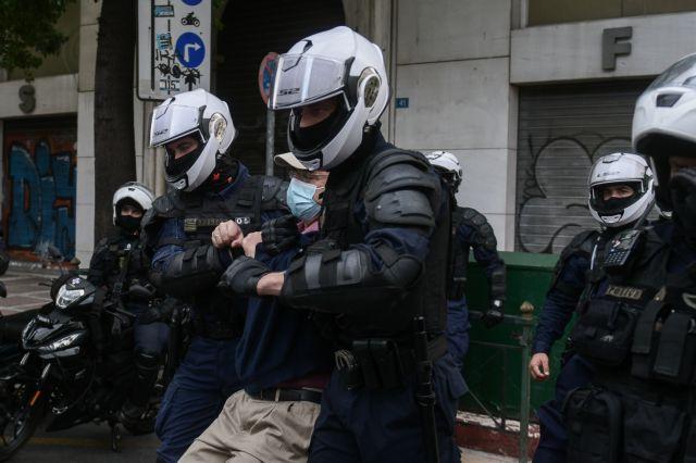 ΣΥΡΙΖΑ : Η κυβέρνηση Μητσοτάκη ποντάρει στην καταστολή και τις προβοκάτσιες   tovima.gr