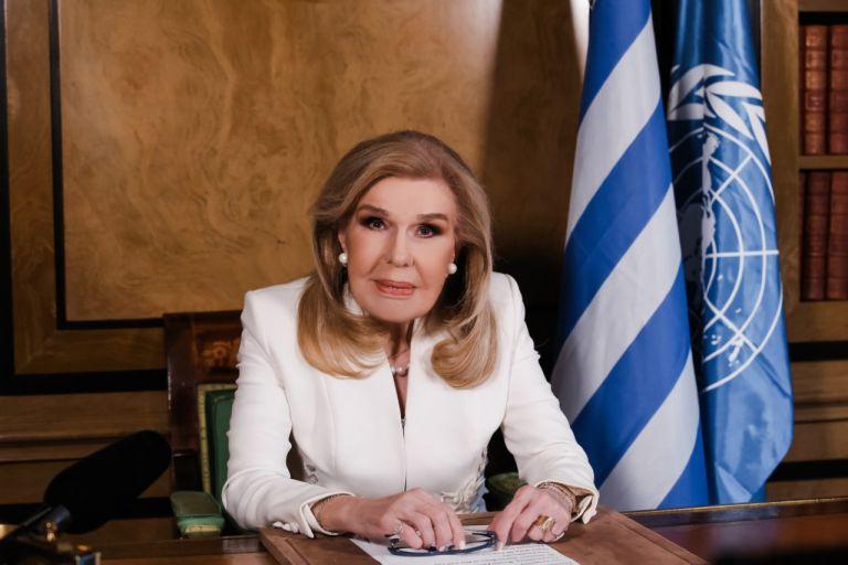 Μ. Βαρδινογιάννη:«Ακόμα και μέσα στο πιο βαθύ σκοτάδι, υπάρχει το φως. Η ελπίδα!» | tovima.gr