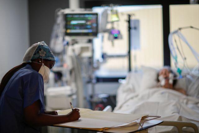 Κορωνοϊός : Στα όριά τους τα νοσοκομεία της χώρας – Ασφυξία στις ΜΕΘ με τους διασωληνωμένους | tovima.gr