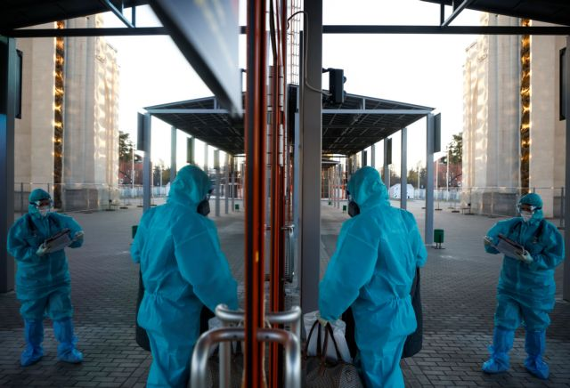 Ιταλία: Σε απόγνωση οι γιατροί – «Το σύστημα υγείας καταρρέει» | tovima.gr