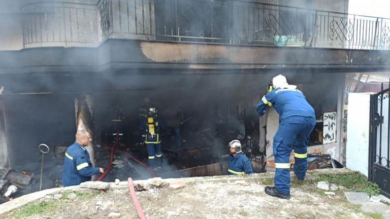 Ελασσόνα: Νεκρή 35χρονη ύστερα από φωτιά στο σπίτι της   tovima.gr