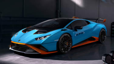 Lamborghini Huracan STO: Στα άκρα   tovima.gr