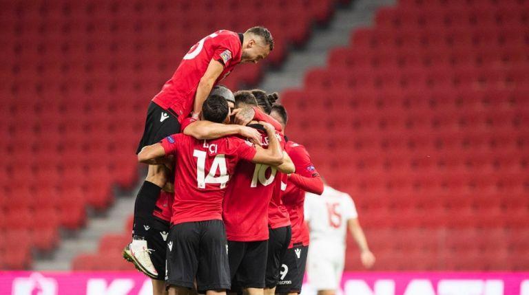 Nations League : Νίκη ανόδου η Αλβανία, τρίποντο στο φινάλε η Λιθουανία (vids) | tovima.gr