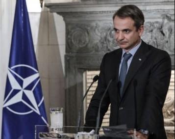 Μητσοτάκης : Παρέμβαση στην κοινοβουλευτική σύνοδο του ΝΑΤΟ | tovima.gr