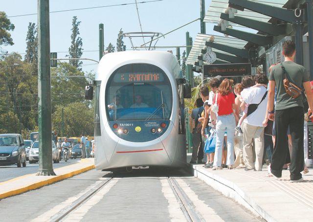 Το τραμ ξαναβγάζει εισιτήριο για Σύνταγμα από την Παρασκευή | tovima.gr