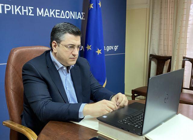 Τζιτζικώστας : Αν συνεχιστεί η κατάσταση η Θεσσαλονίκη δεν θα μπορέσει να σηκώσει το βάρος | tovima.gr