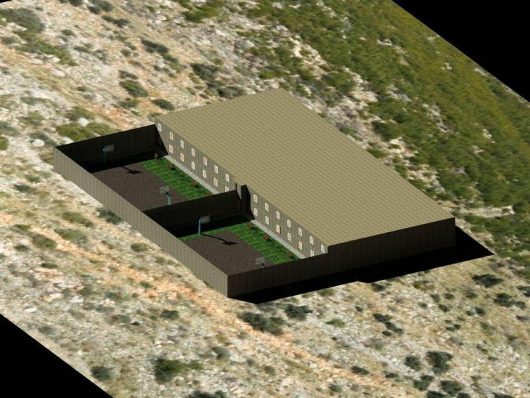 Ξεκίνησαν οι εργασίες για την κατασκευή σύγχρονου Καταστήματος Κράτησης στον Ασπρόπυργο | tovima.gr