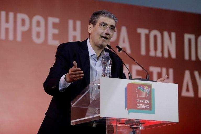 Ο ΣΥΡΙΖΑ και τα φέρετρα του covid | tovima.gr