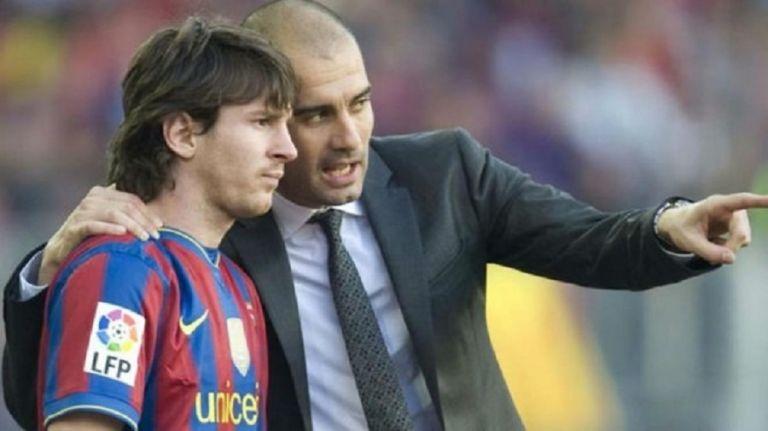Ισπανικός Τύπος : «Ο Μέσι θα πάει στη Σίτι, έχει ήδη μιλήσει με τον Γκουαρντιόλα» | tovima.gr