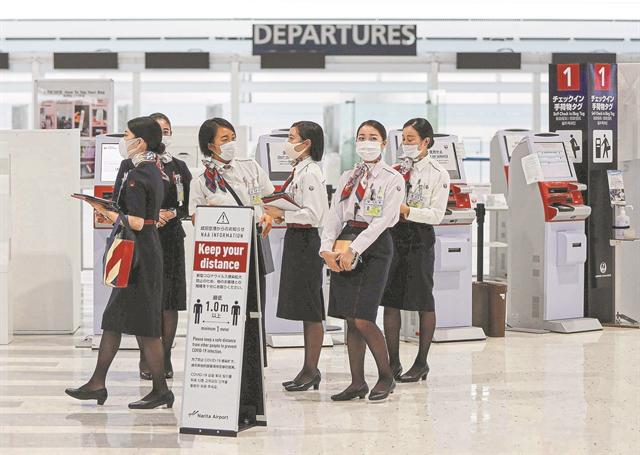 Απειλείται με συντριβή η αεροπορική βιομηχανία | tovima.gr