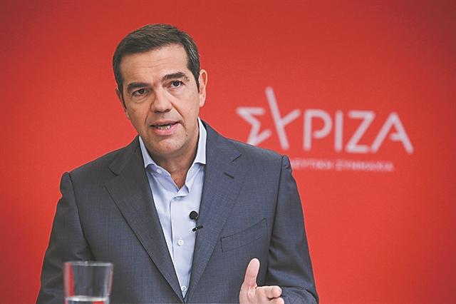 ΣΥΡΙΖΑ : Αυτή είναι η πρόταση για το νέο ΕΣΥ – Τι είπε ο Αλέξης Τσίπρας   tovima.gr