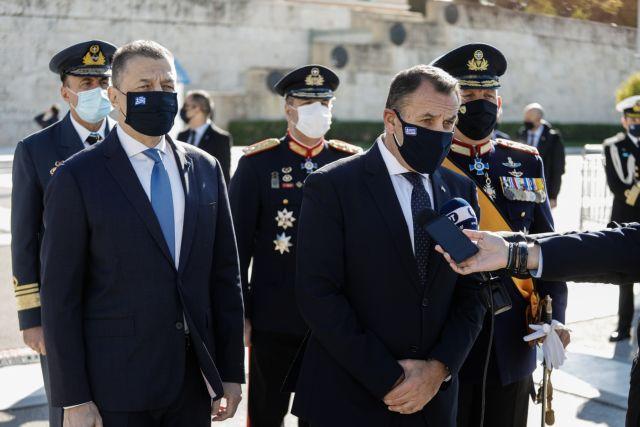 Παναγιωτόπουλος : Οι Ένοπλες Δυνάμεις είναι αξιόμαχες και αποτρεπτικές   tovima.gr