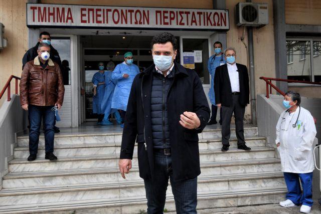 Κικίλιας στo MEGA : Αυταπόδεικτη η παράταση του lockdown – Οι δύο παράγοντες που θα κρίνουν την σταδιακή άρση του | tovima.gr
