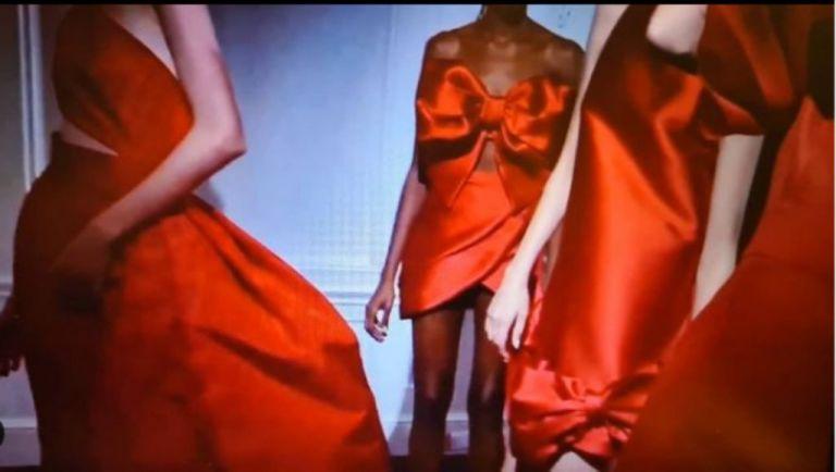 Σίλια Κριθαριώτη : Διθυραμβικές κριτικές για την νέα συλλογή Couture Red for Hope Xmas 2020 | tovima.gr