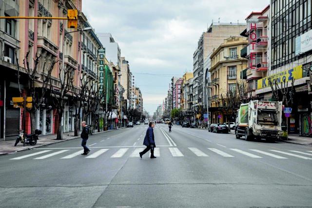 Βατόπουλος : Πρέπει όλοι να τηρούμε τα μέτρα – Οι νέοι να προστατεύσουν τις μεγαλύτερες ηλικίες | tovima.gr