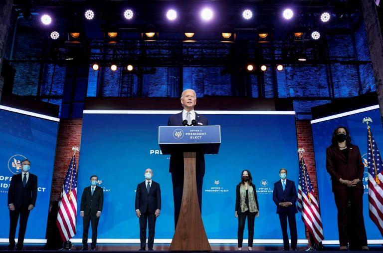 ΗΠΑ: Οι πρώτες επιλογές Μπάιντεν για το υπουργικό συμβούλιο   tovima.gr