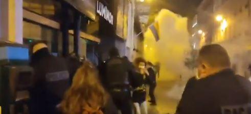 Παρίσι : Επεισόδια και τραυματισμοί κατά τη διάρκεια εκκένωσης καταυλισμού προσφύγων | tovima.gr