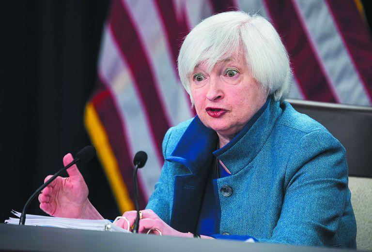 Μια «τσαρίνα» στις ΗΠΑ: Πρώτη αμερικανίδα υπουργός Οικονομικών η Τζάνετ Γέλεν | tovima.gr