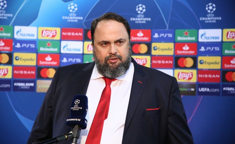 Marinakis: «The result was clearly distorted – Dräger was fouled before the goal» | tovima.gr