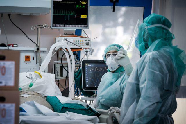 Κορωνοϊός – Νταφούλης : Κάθε 15 λεπτά κάποιος πεθαίνει από τον ιό – Αφόρητη πίεση στα νοσοκομεία της Λάρισας   tovima.gr