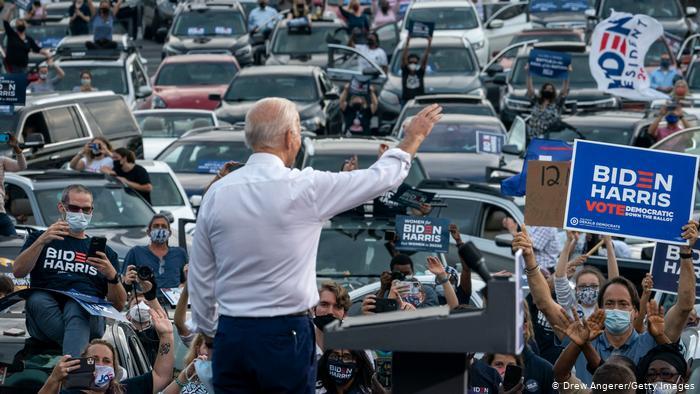 Τζο Μπάιντεν: ένας τραυλός που έγινε πρόεδρος | tovima.gr