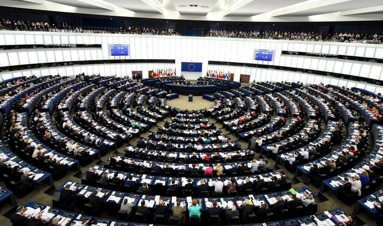 Αυστηρή επιβολή κυρώσεων στην Τουρκία υπερψήφισε το Ευρωκοινοβούλιο | tovima.gr