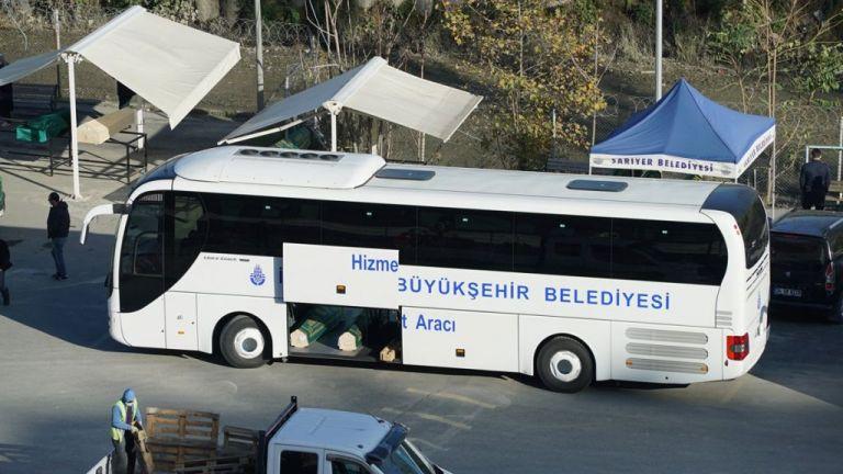Τουρκία: Εικόνες σοκ με φέρετρα νεκρών από κορωνοϊό να στοιβάζονται σε λεωφορεία | tovima.gr