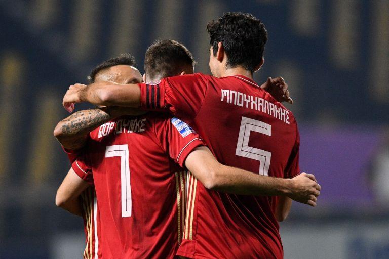 Αρης – Ολυμπιακός : 0-2 με γκολάρα του Μπουχαλάκη! | tovima.gr