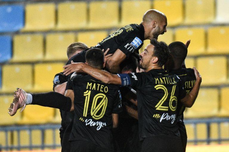 Super League : Το ισχυρό κίνητρο του Άρη   tovima.gr