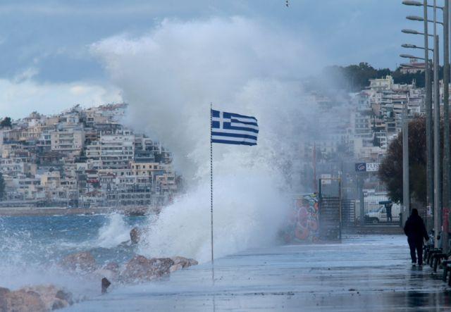 Έκτακτο δελτίο καιρού : Καταιγίδες, θυελλώδεις άνεμοι και κρύο προ των πυλών | tovima.gr