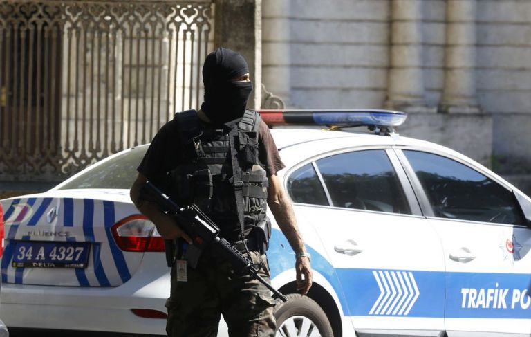 Τουρκία: 641 συλλήψεις στο πλαίσιο «αντιτρομοκρατικής» επιχείρησης   tovima.gr