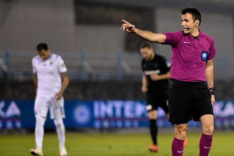 Η κόκκινη που… χάρισαν διαιτητής και VAR στον ΠΑΟΚ | tovima.gr
